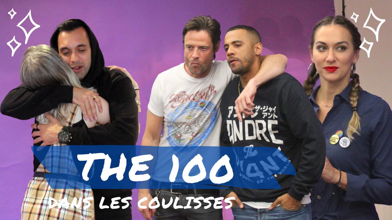 [Dans les coulisses] de la We Are Grounders 4 - The 100