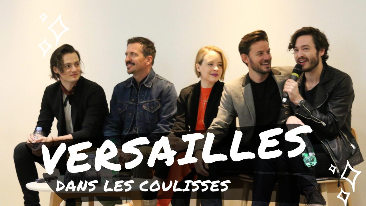 [Dans les coulisses] de la Me & My Idols 2 - Versailles