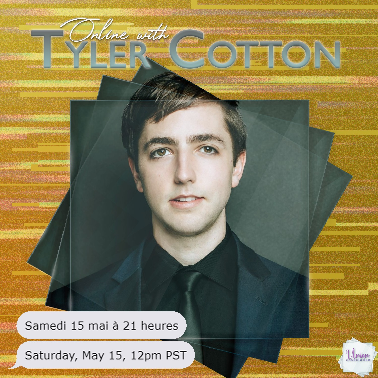 Online with Tyler Cotton