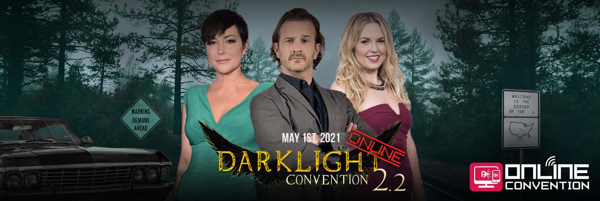 Dark Light Con Online 2 Part 2