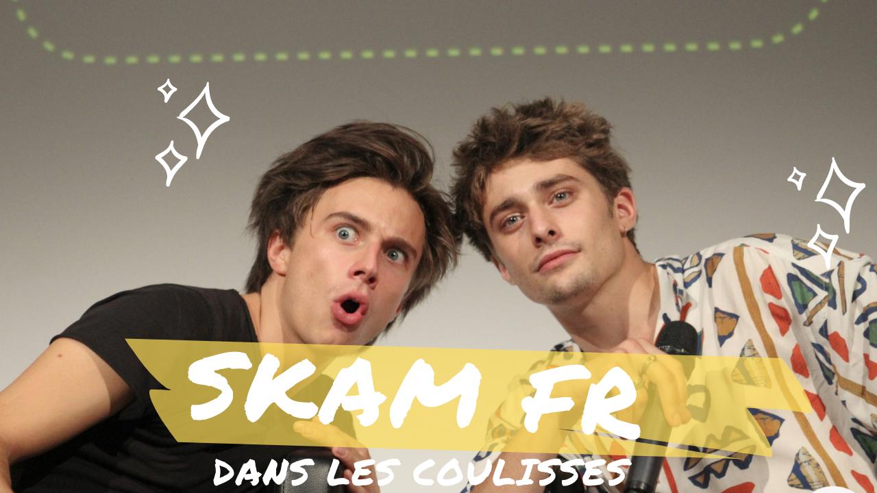 [Dans les coulisses] de la Everything is Love 4 - SKAM France, Italia, Norway