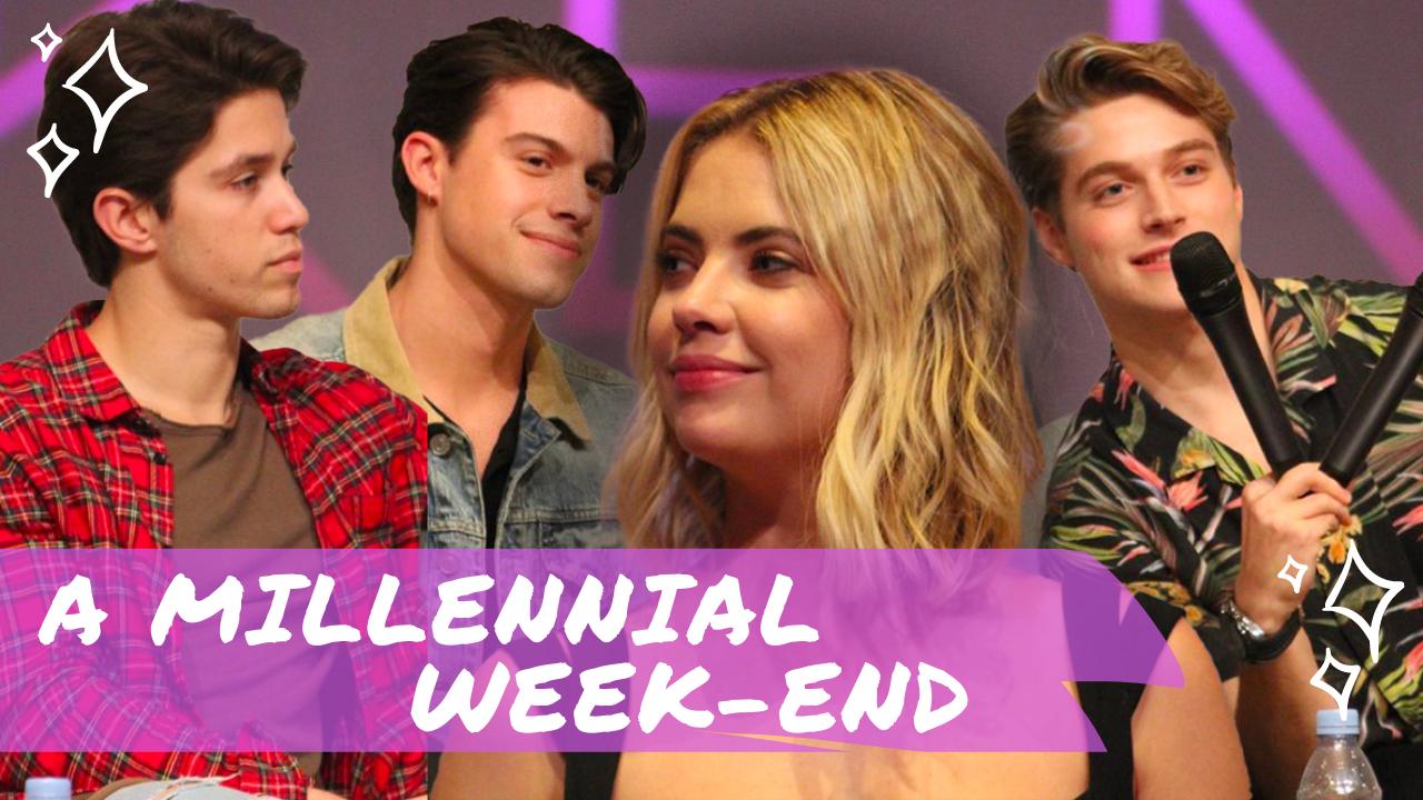 [Dans les coulisses] : A Millennial Weekend