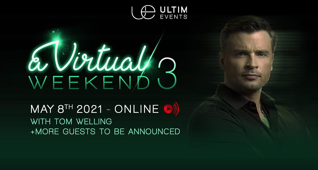 A Virtual Weekend 3
