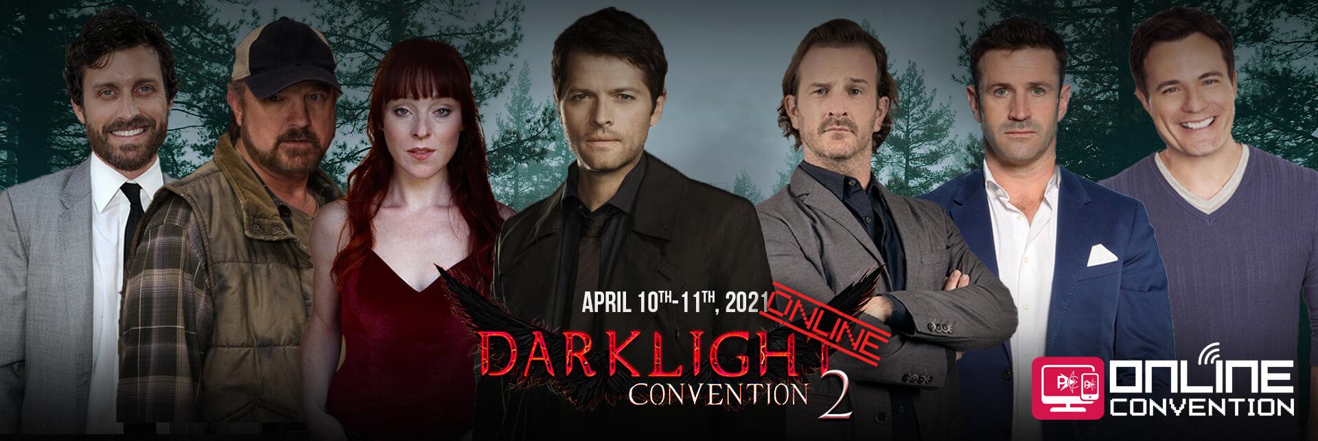Dark Light Con Online 2