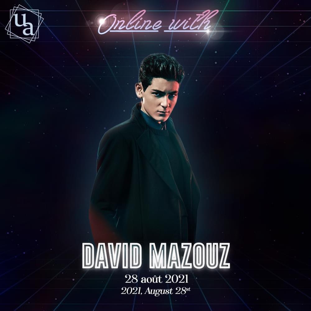 Online with David Mazouz