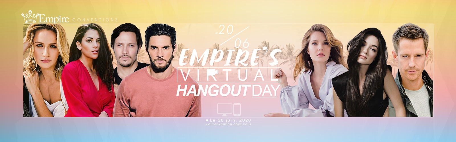 Empire's Virtual Hangout Day