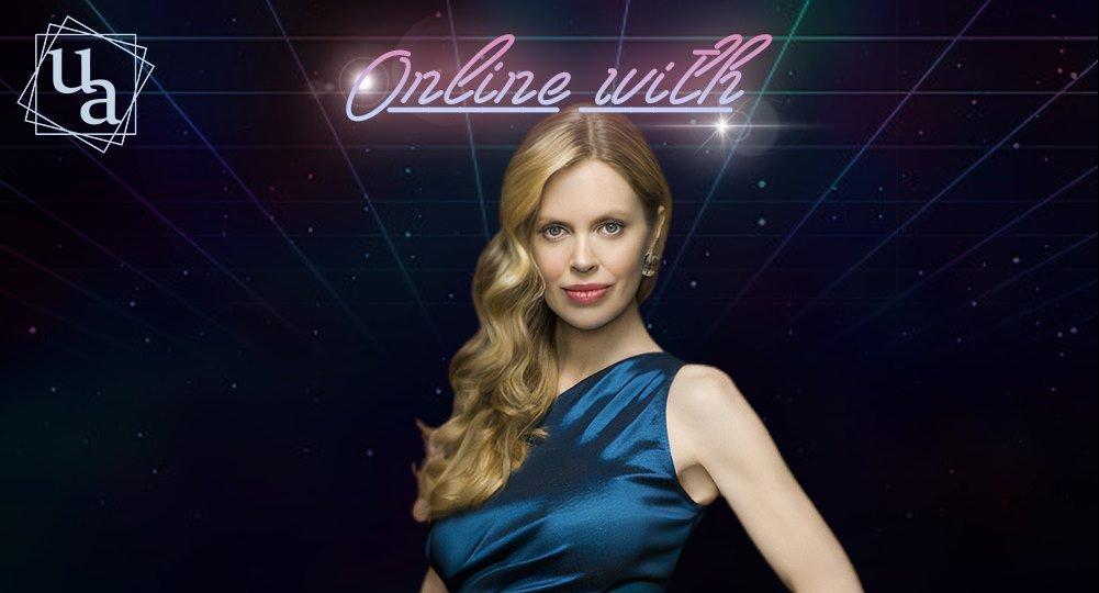 Online with Kristin Bauer