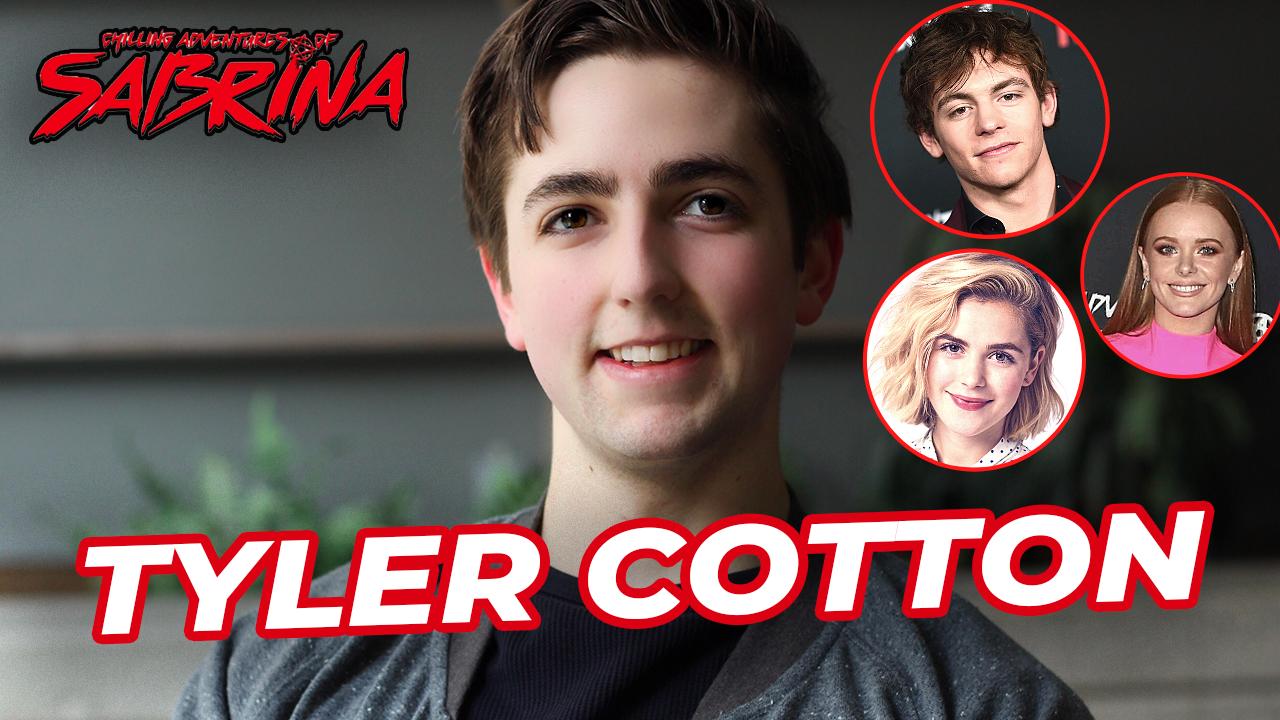 Ross Lynch, Abigail Cowen ou Kiernan Shipka, Tyler Cotton nous parle du cast de #CAOS !