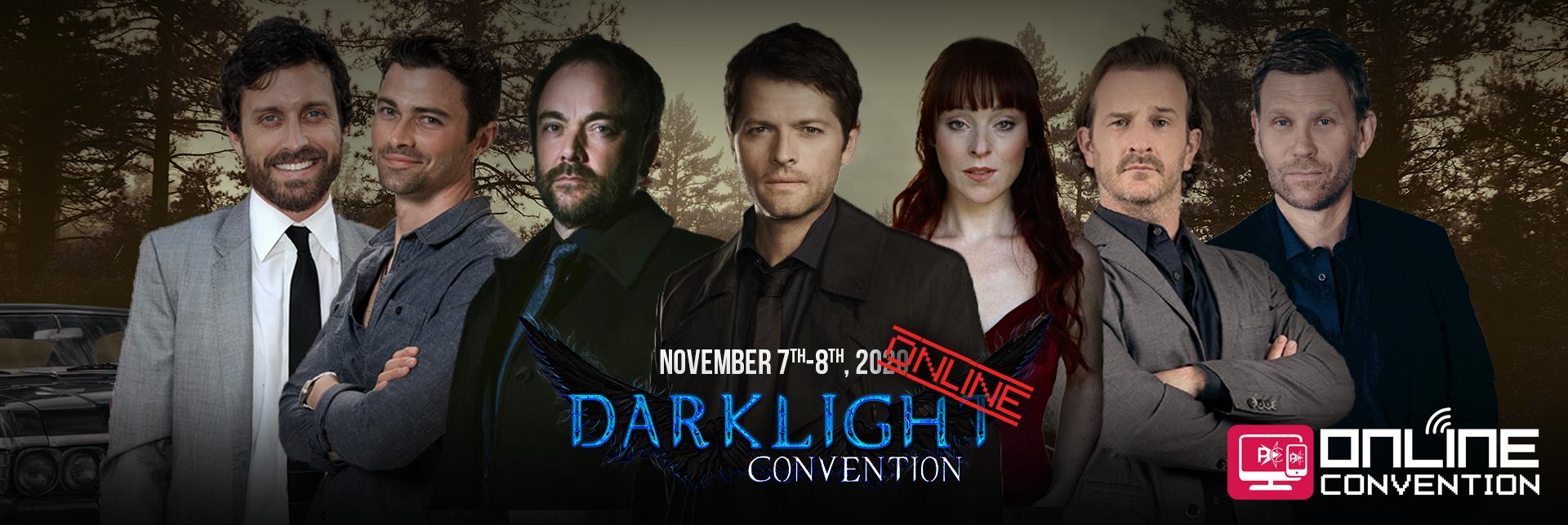 Dark Light Con Online