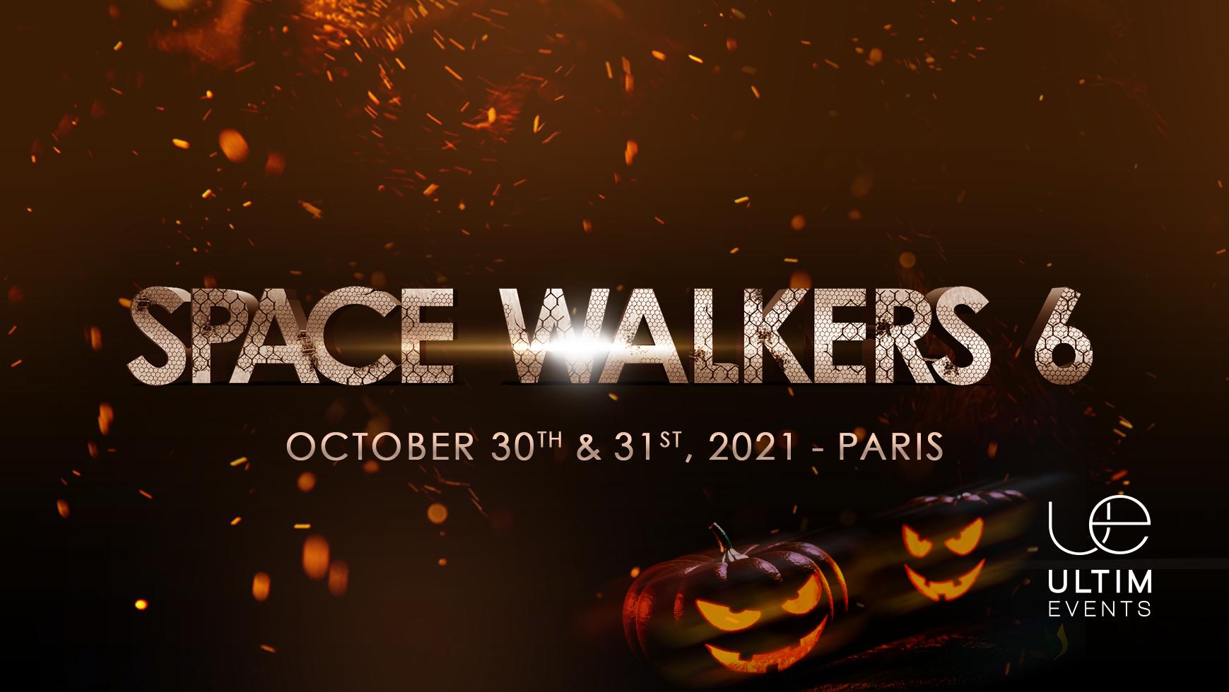 Space Walkers 6
