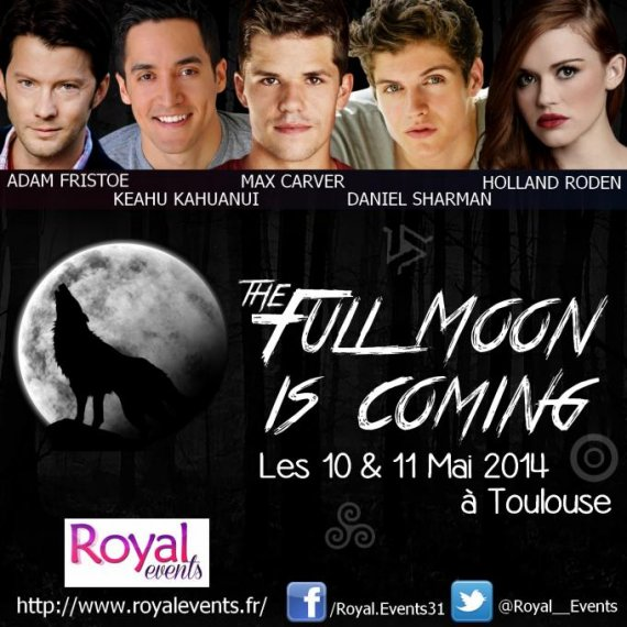 The Fullmoon is Coming 1