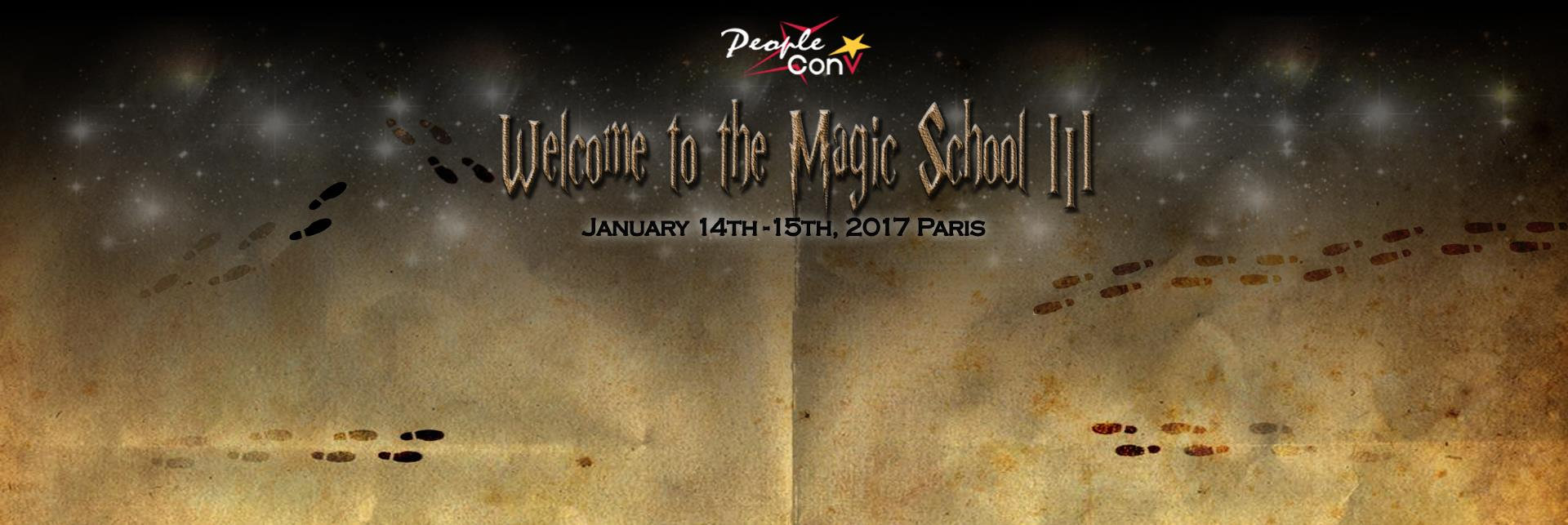 Welcome to the Magic School 3