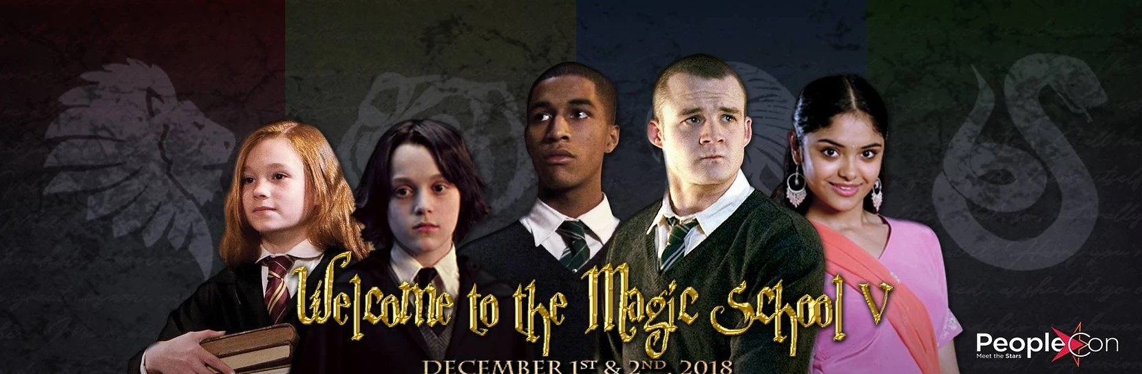 Welcome to the Magic School 5