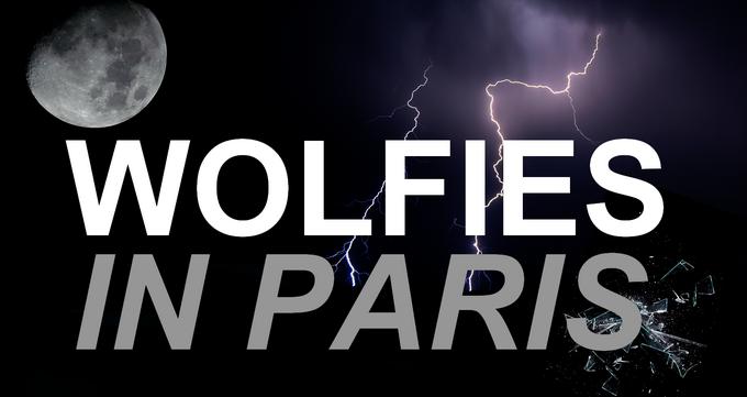 Wolfies in Paris