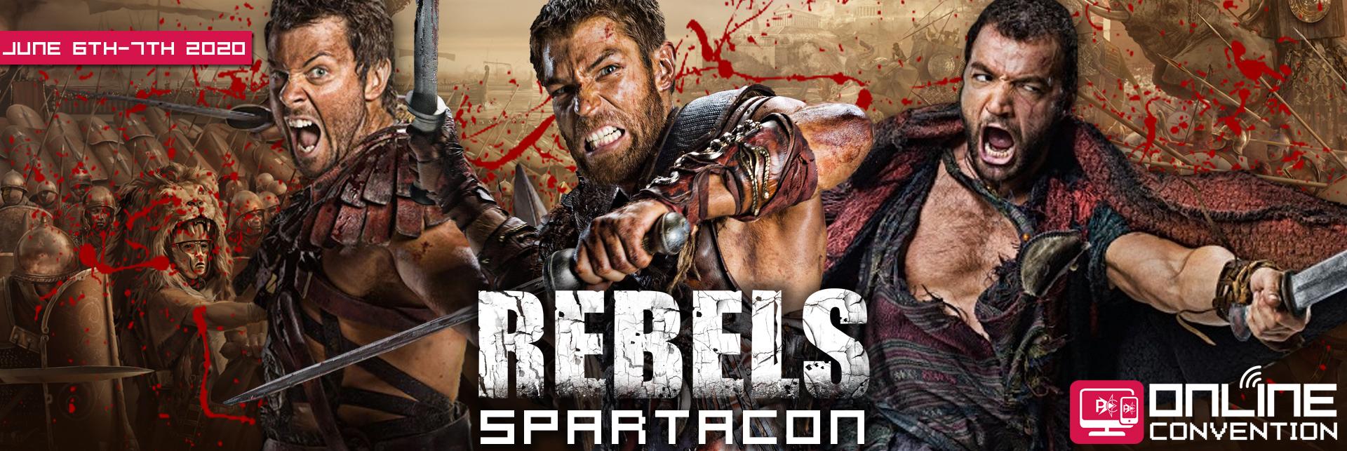 Rebels SpartaCon