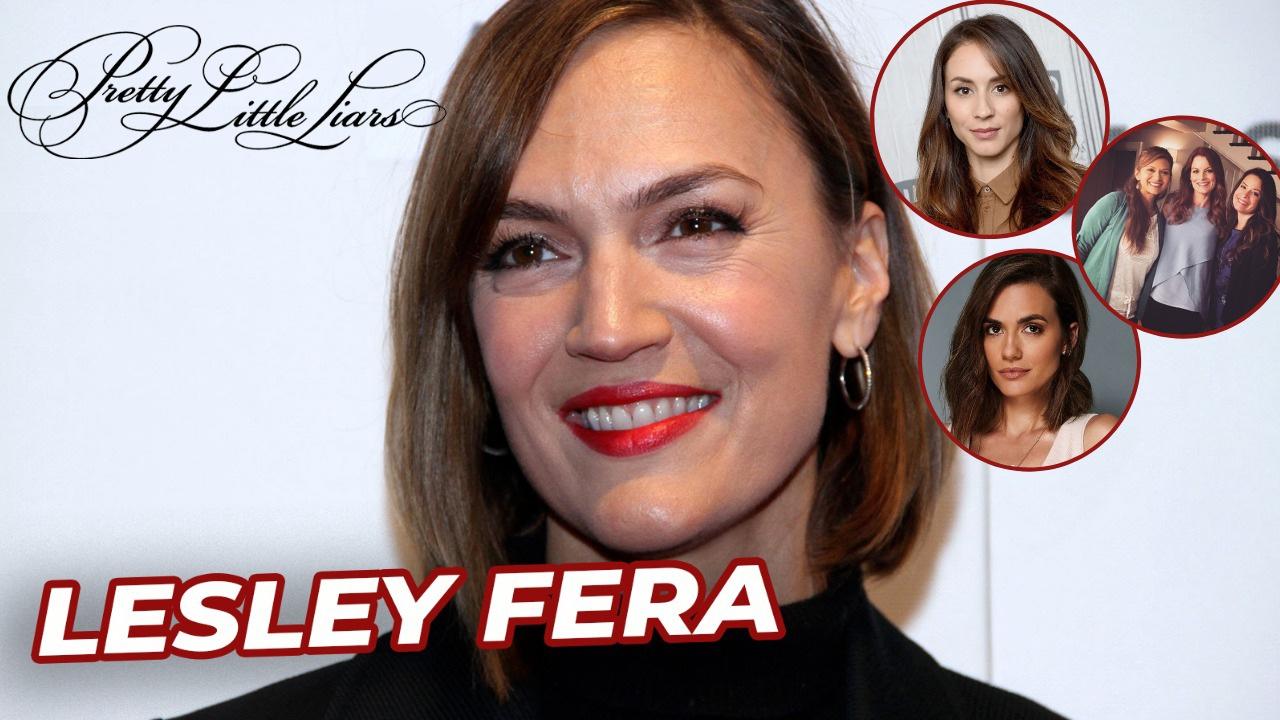 Troian Bellisario, la famille Hastings, le reboot PLL… Lesley Fera se confie !