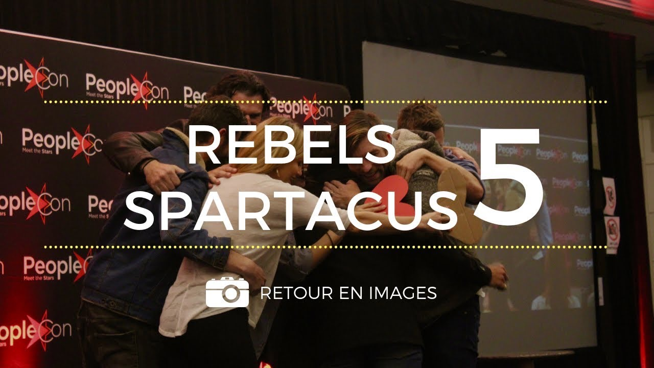 [Retour en images] sur la Rebels Spartacus 5