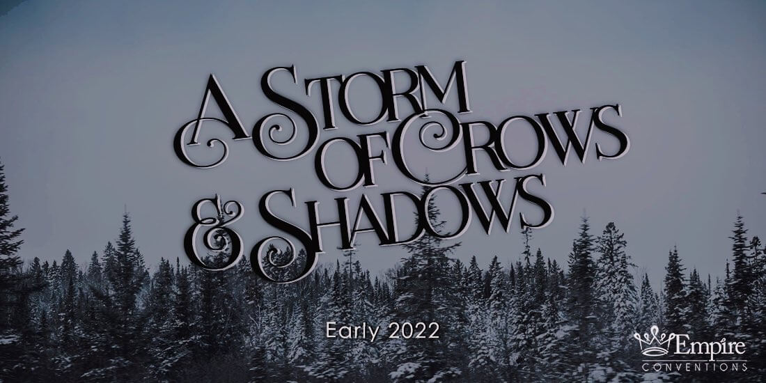 A Storm Of Crows & Shadows