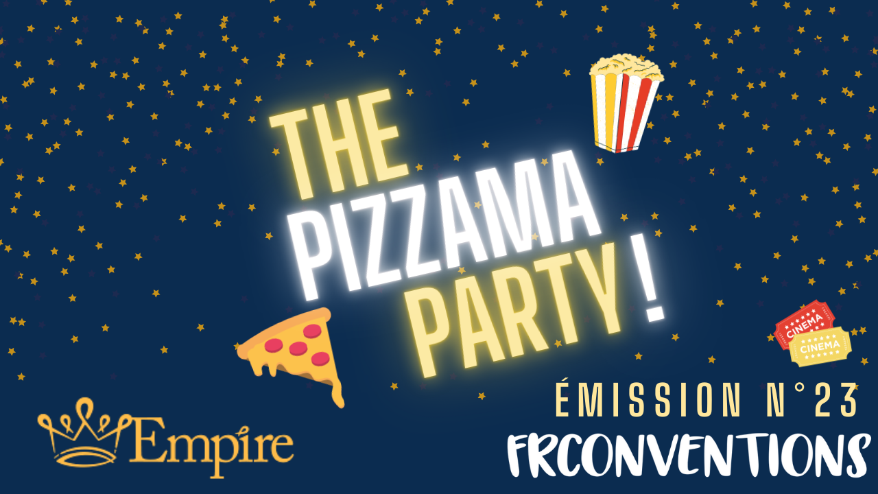 The Pizzama Party!