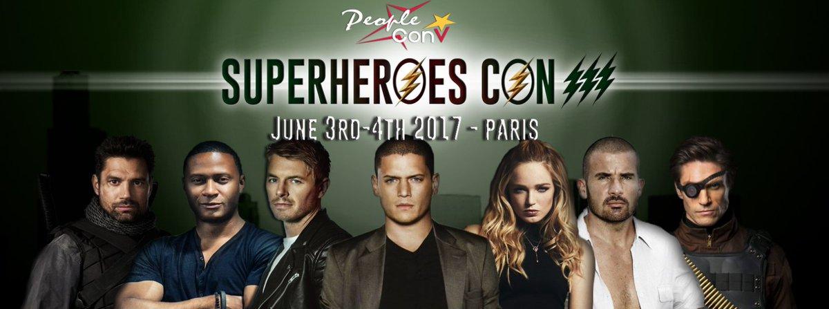 Super Heroes Con 3