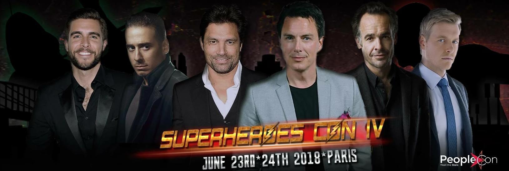 Super Heroes Con 4