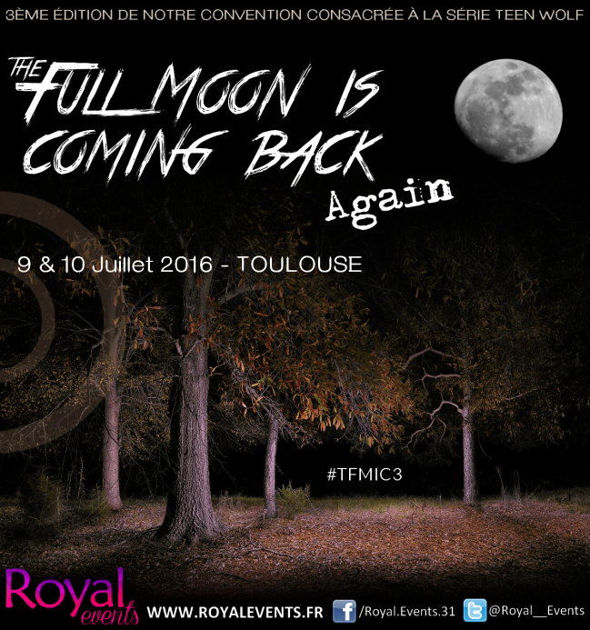 The Fullmoon is Coming 3